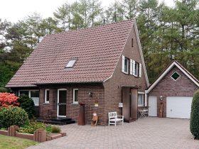 Ferienhaus in Meppen 'Ahlers-Eck'