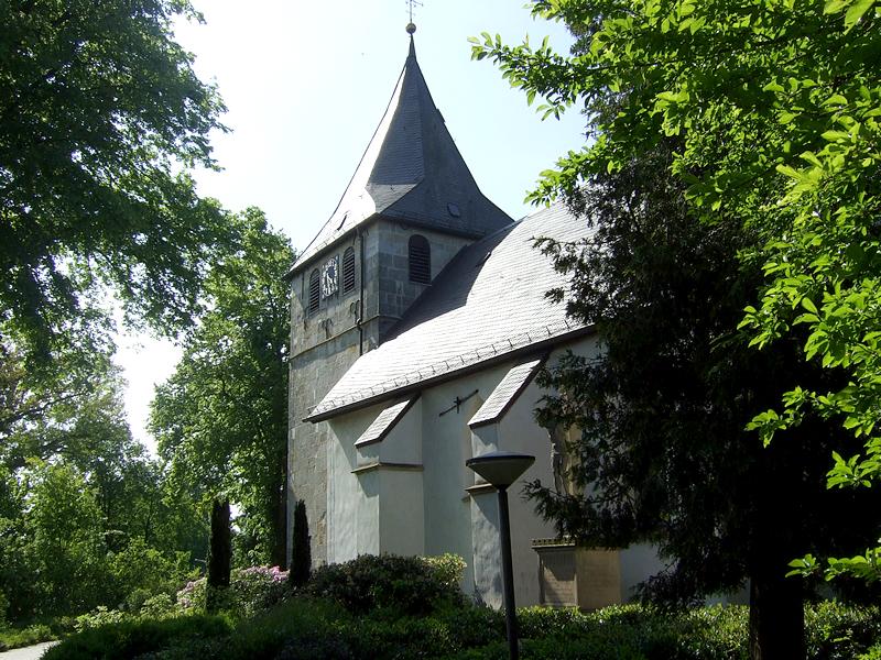 Alte Kirche in Bokeloh