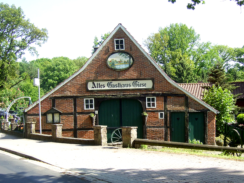 Altes Gasthaus Giese in Bokeloh